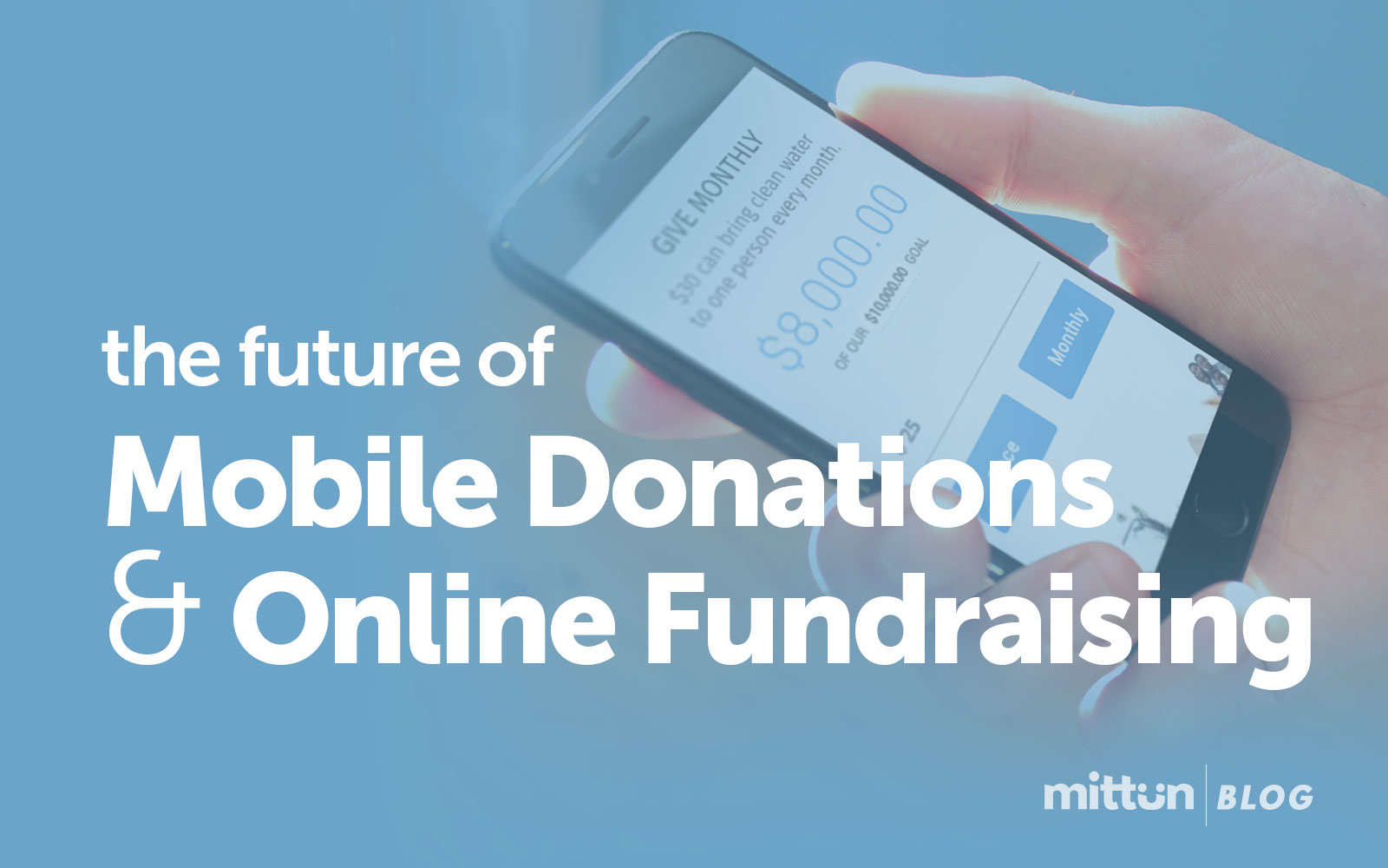 The Future Of Mobile Donations & Online Fundraising