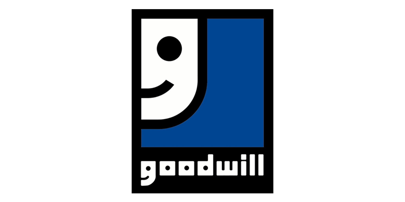 Goodwill Logo - Awesome clever nonprofit logo design